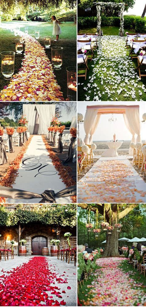 37 Most Popular Must See Wedding Aisle Runner Decoration