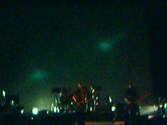 (via mobile phone) Sigur Ros In Action 3