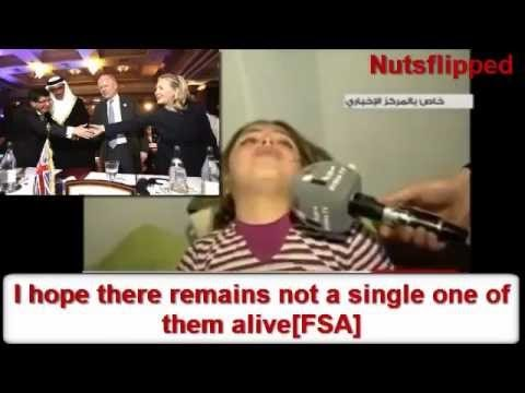 Syrian Rebels Caught on Tape Discussing Chemical Weapons Attack