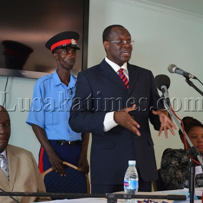 DRC President Felix Tshisekedi is coming to Zambia