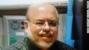Charles Poland was fatally shot in Alabama on Tuesday.