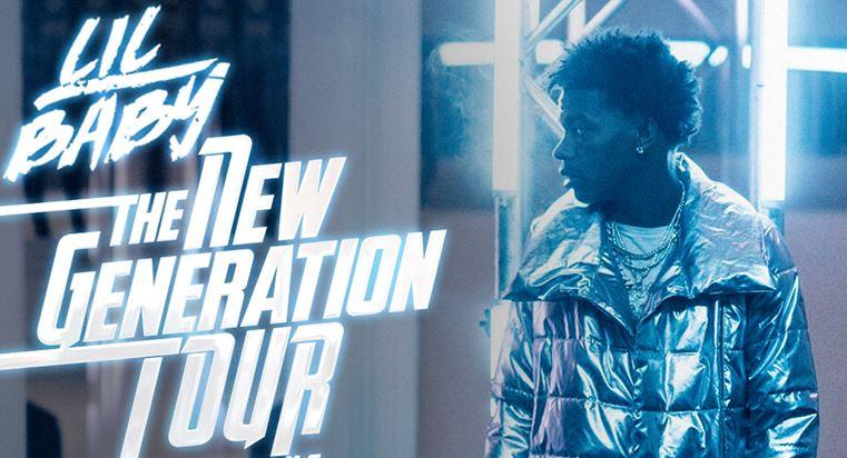 Resultado de imagen para lil baby new generation tour