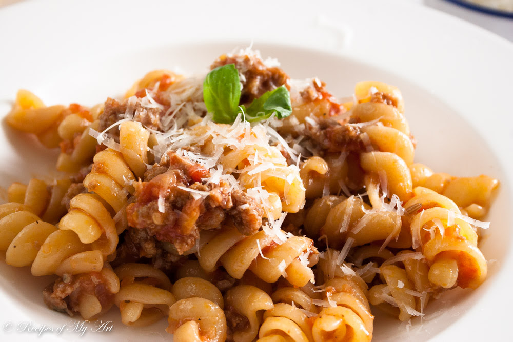 Sausage And Tomato Pasta My Favourite Jamie Oliver Pasta Recipe Recipes Of My Art