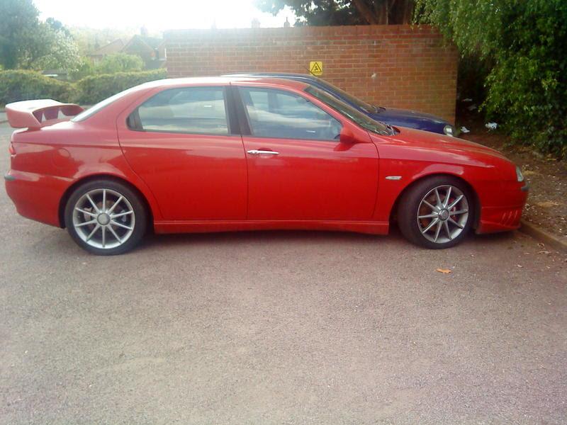 Alfa Romeo 156 2.0 Twin Spark Saloon For Sale