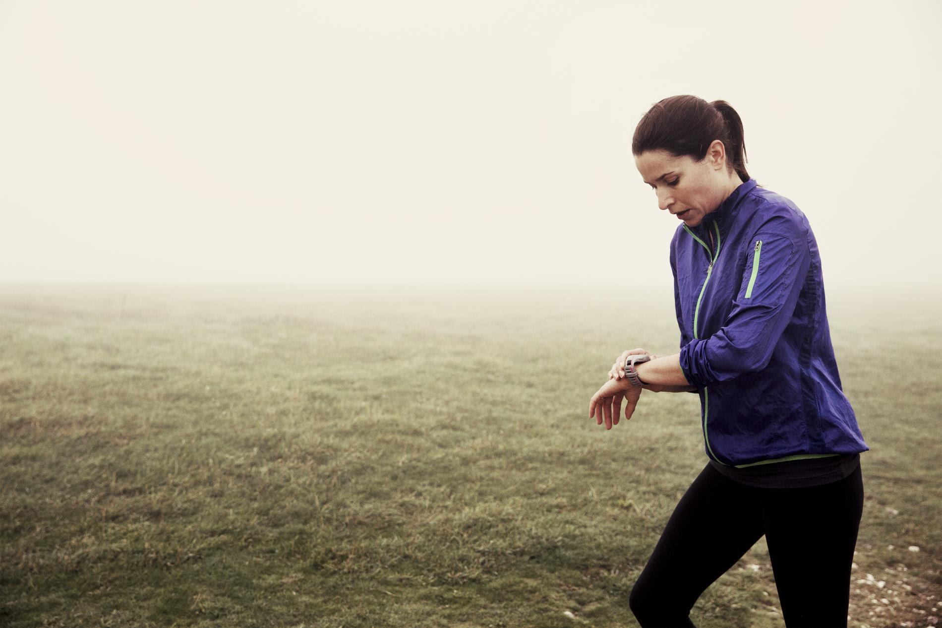 Calcul perte de poids deshydratation: Courir combien de