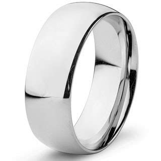 Stainless Steel Wedding Bands: The Handy Guide Before You Buy