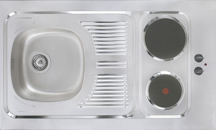Miniküche Mit Kühlschrank 120 Und Mikrowelle Ikea Toom ...