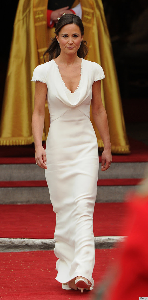 pippa middleton bridesmaid