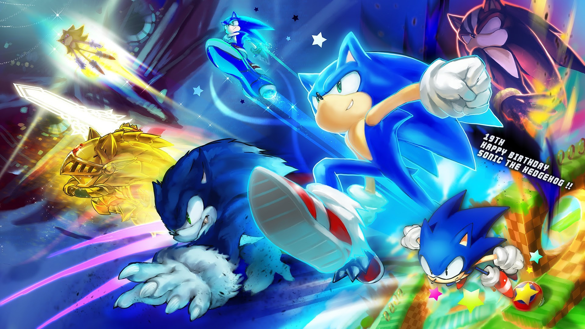 Hd Sonic Wallpaper 1080p 67 Images