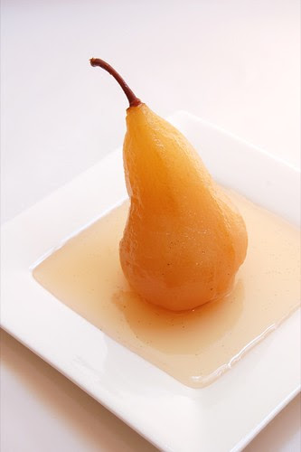 poached pears© by haalo