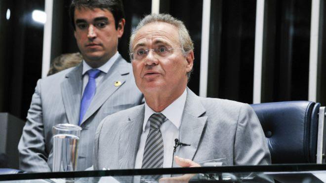 Renan Calheiros | Foto: Agência Senado