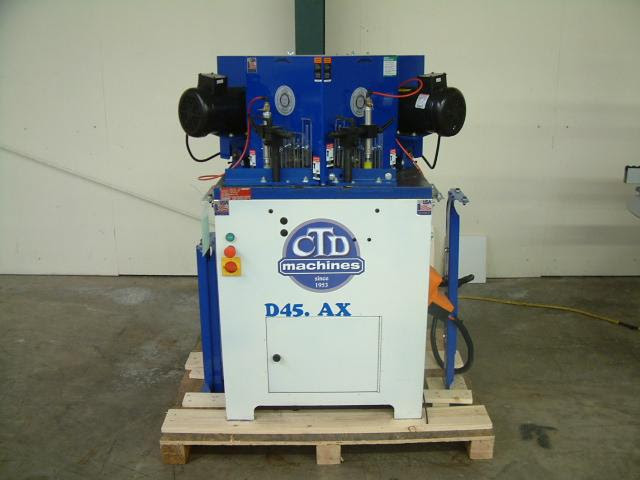 Ctd J G Machinery Inc