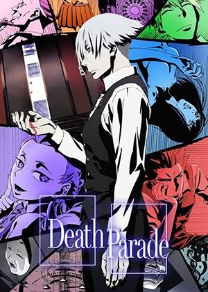 Death Parade [12/12] [HD] [Sub Español] [MEGA]