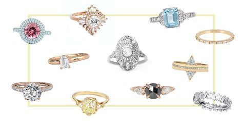 15 Best New Engagement Ring Styles in 2017   Vintage & Non