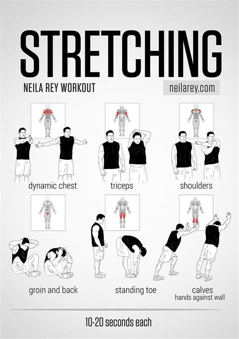 I'm going to remember to do some of these before exercise