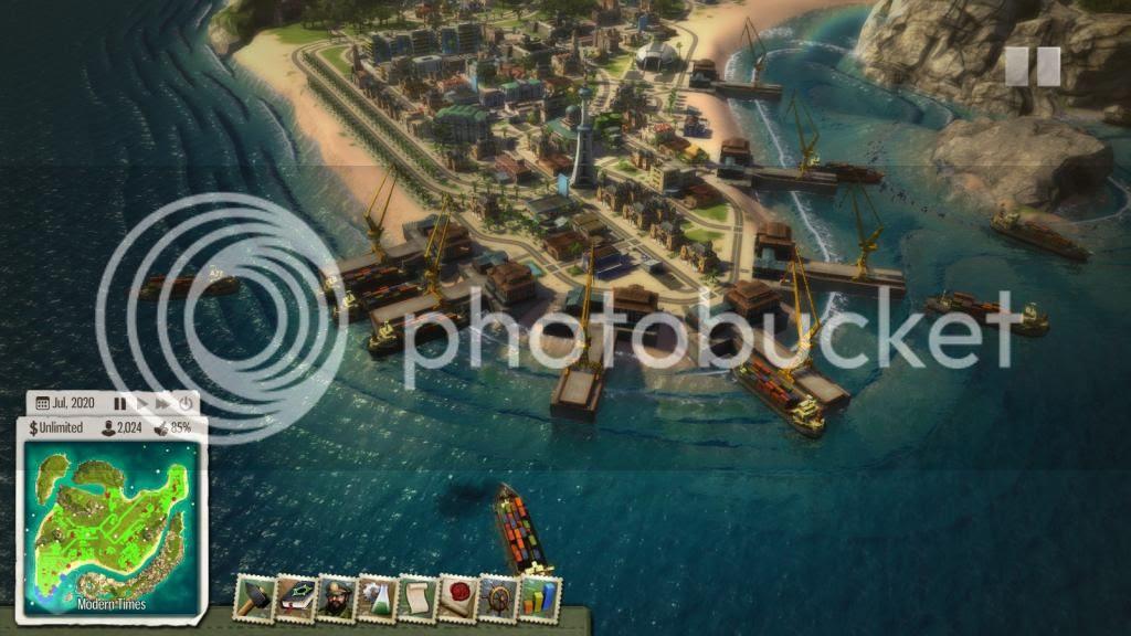 โหลดเกมส์คอม Tropico 5