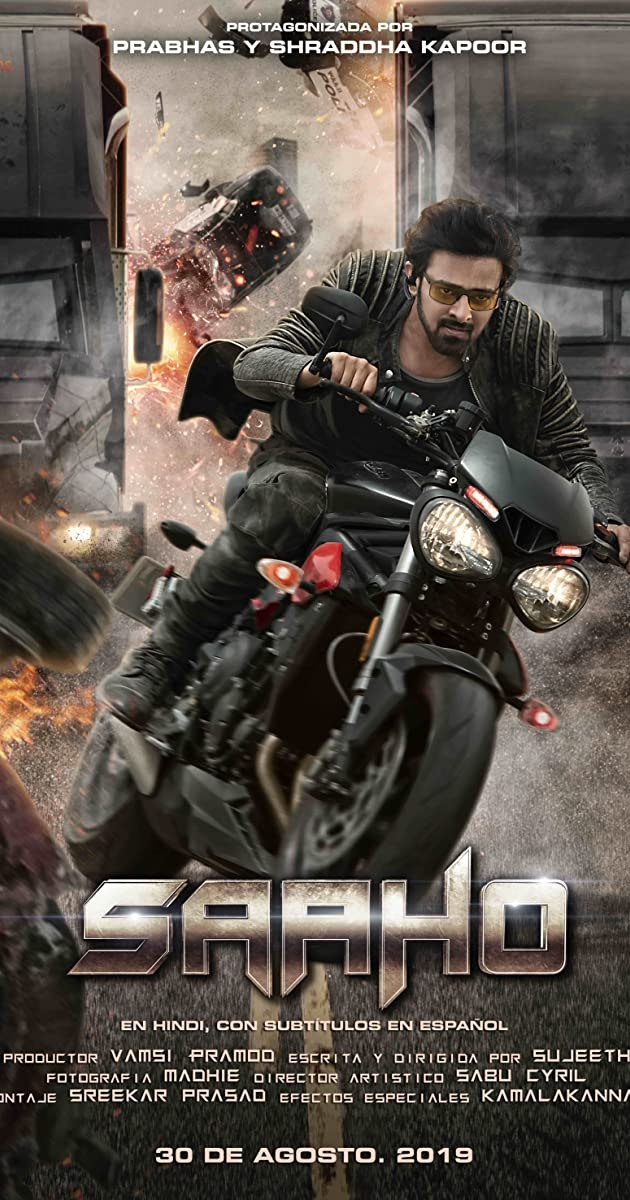 SAAHO Full Movie Download 2019 in HD Quality by movierulz