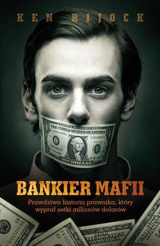 Okładka książki Bankier mafii