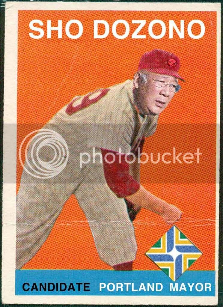 Sho Dozono Card-Front