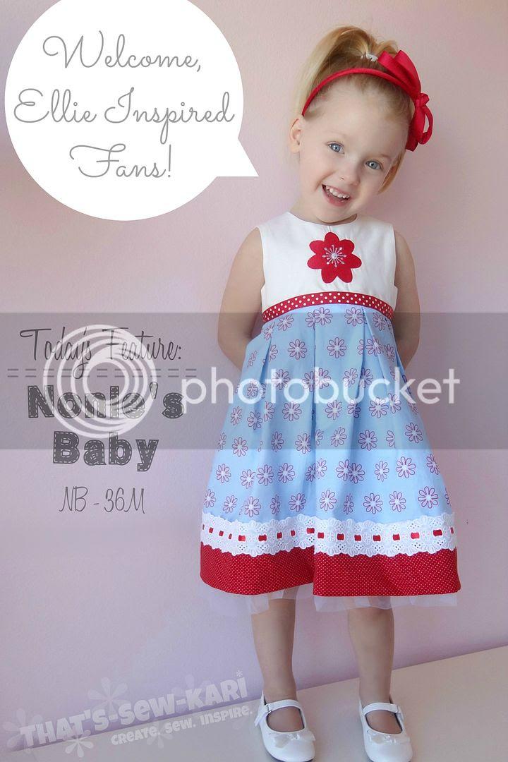 Nonies Baby by Ellie Inspired