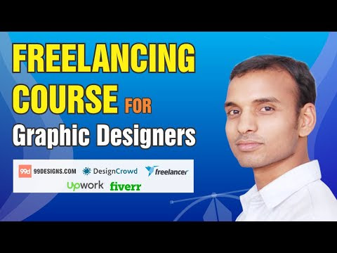 Freelancing Course for Graphic Designers | How to Earn Online | free cdr Freegraphic.in