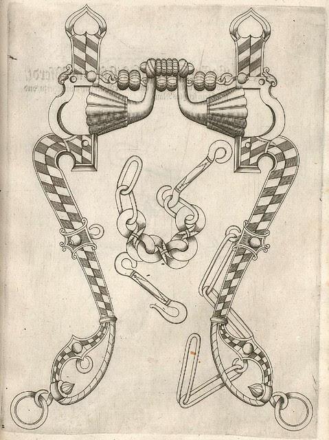 Pferdegebisse by Mang Seuter, 1614 (11)