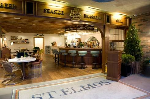 St. Elmo's Seaside Brasserie
