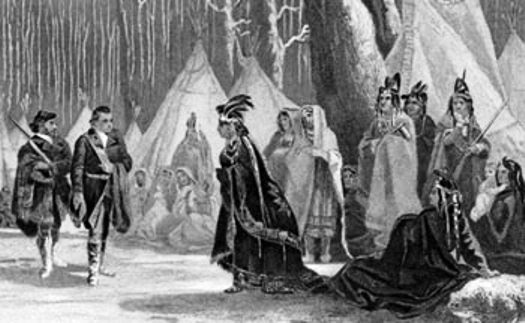 Image result for Monongahela native people