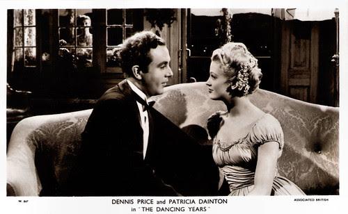 Dennis Price, Patricia Dainton