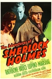 The Adventures of Sherlock Holmes online videa online streaming teljes alcim előzetes 4k dvd 1939