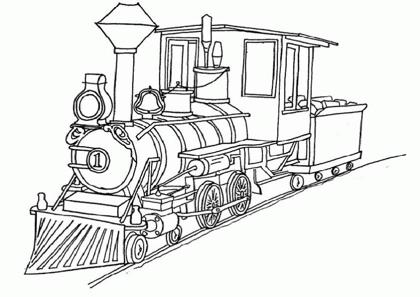 kinder malvorlagen zug  x13 ein bild zeichnen