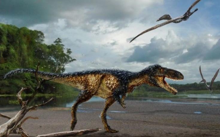 Ανακαλύφθηκε άγνωστος «ξάδερφος» του Τυραννόσαυρου