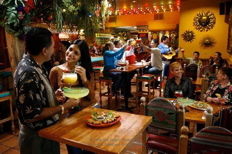 Casa Guadalajara Mexican Restaurant in Old Town San Diego