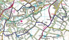 Race route