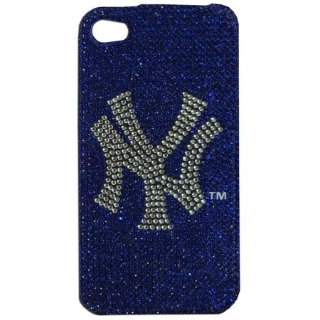 New York Yankees Iphone Case - Glitz 4g Faceplate