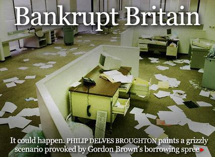 Cover story on the economic crisis in Britain some three years ago. The crisis has continued despite the false claims of an recovery throughout the industrialized capitalist states. by Pan-African News Wire File Photos