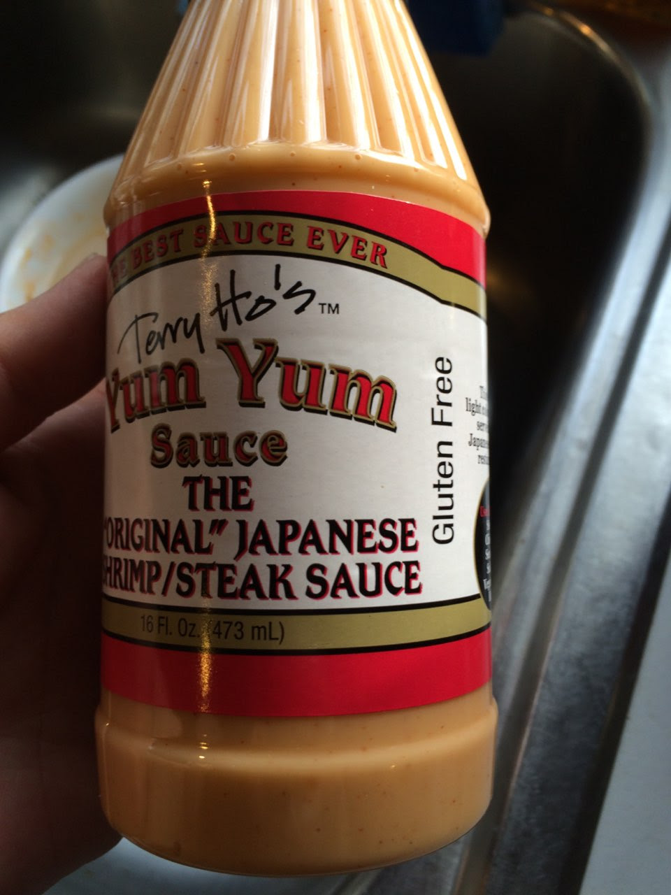 Terry Ho's Yum Yum Sauce: Calories, Nutrition Analysis ...