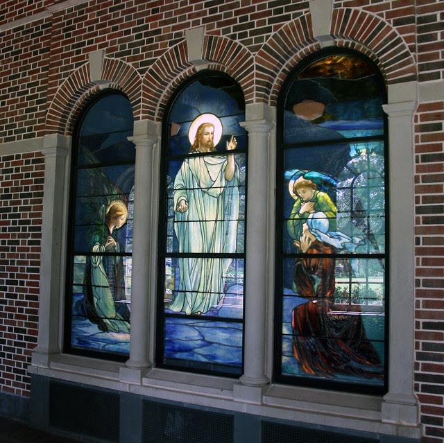 IMG_5191 Resurrection - Tiffany Studios of New York