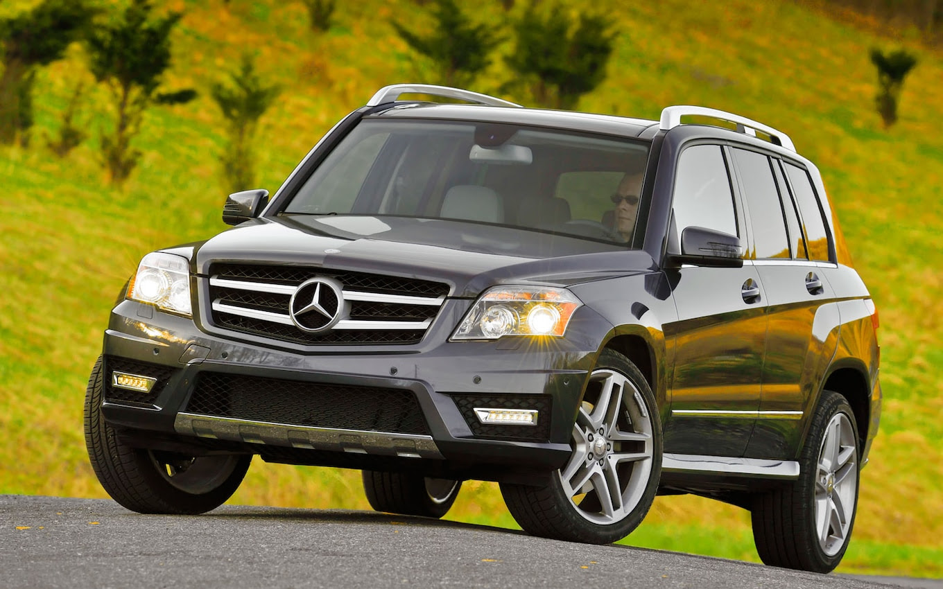 Refreshing or Revolting: 2013 MercedesBenz GLK