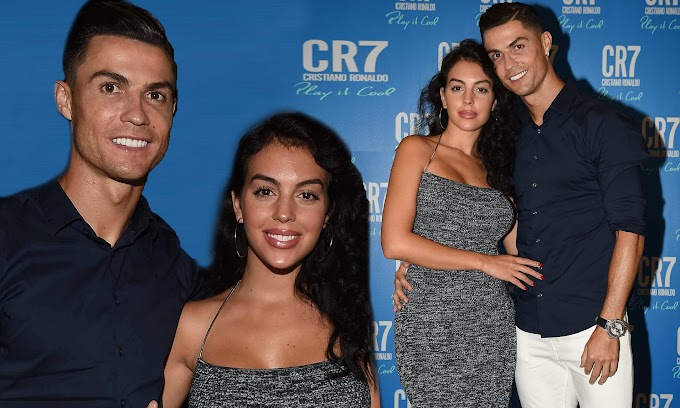 Cristiano Ronaldo hits back at claims he secretly married his girlfriend Georgina Rodríguez in Morocco