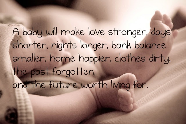 Quotes About Future Baby 38 Quotes