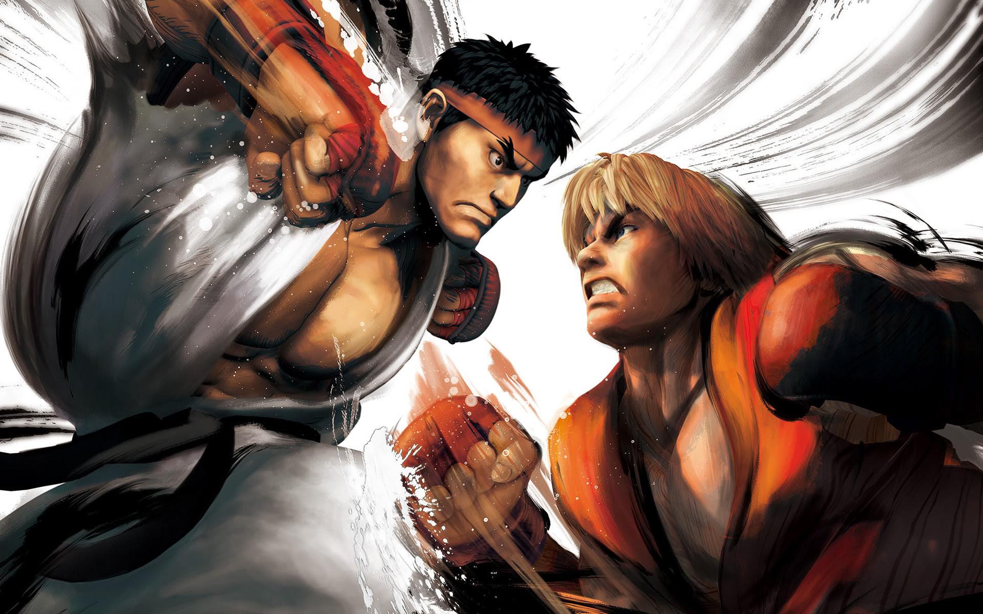 Street Fighter Hd Wallpaper 1920x1200 67916
