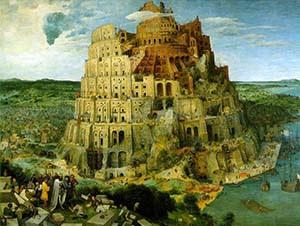 la torre de babel brueghel