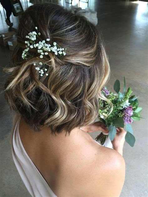15 Collection of Hairstyles For Brides With Short Hair