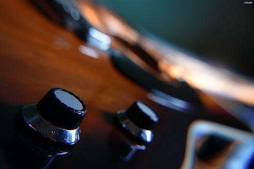 Guitar macro by Manuel Venegas