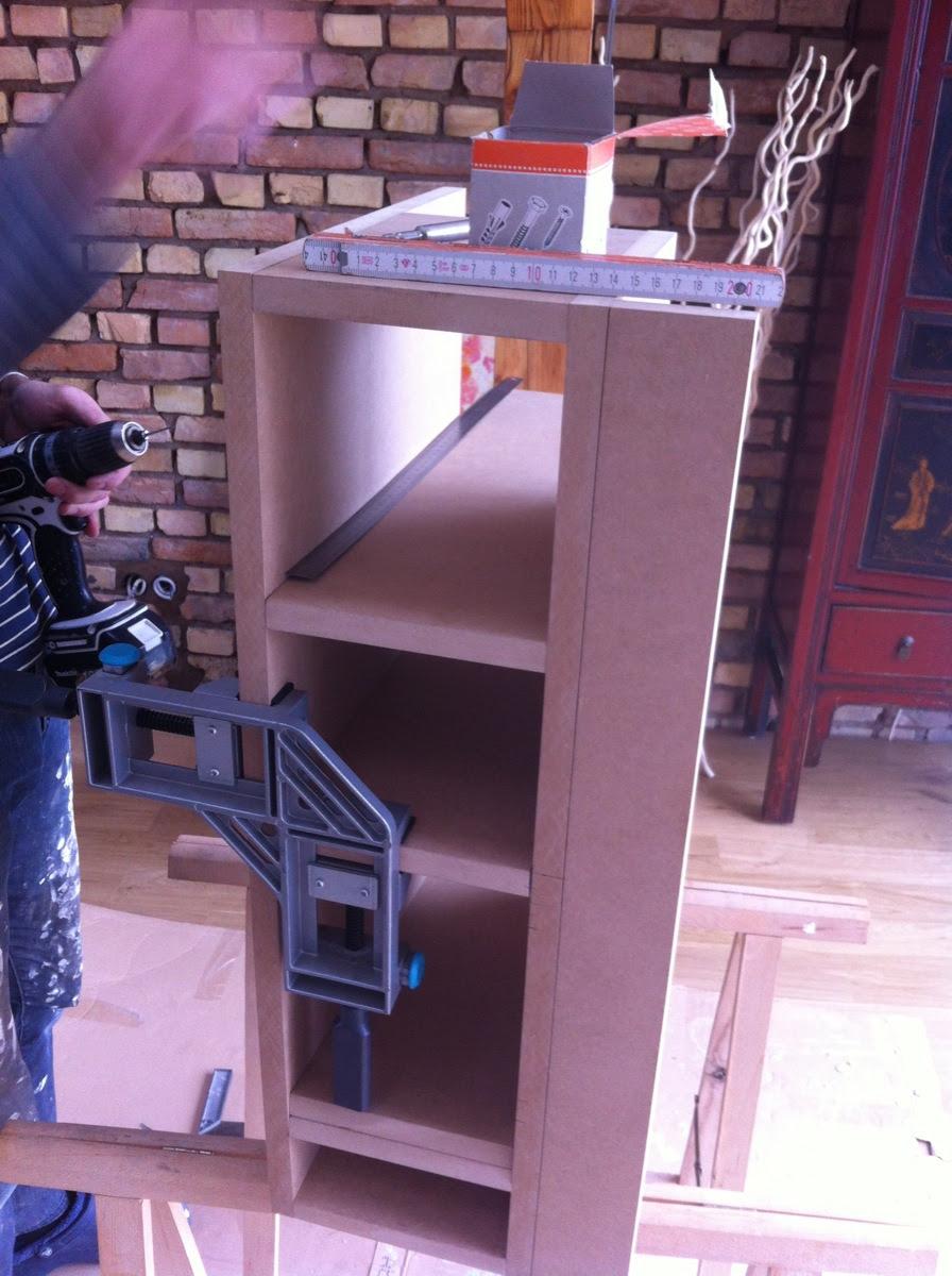 Bau eines Kuechenschraenkchens - 10