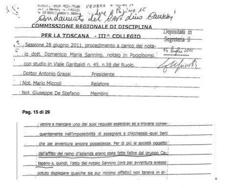 cauzzi 500x383 Fallimenti Lino Cauzzi causati dal Gruppo Catapano