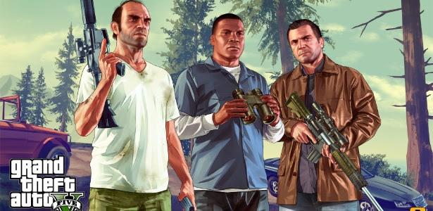 """Valor digno de um """"trabalho"""" de Trevor, Franklin e Michael: modalidade online do jogo caminha para ser a maior fonte de lucro dentre todos os títulos da franquia"""