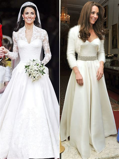 All About Meghan Markle's Sexy Second Wedding Dress for