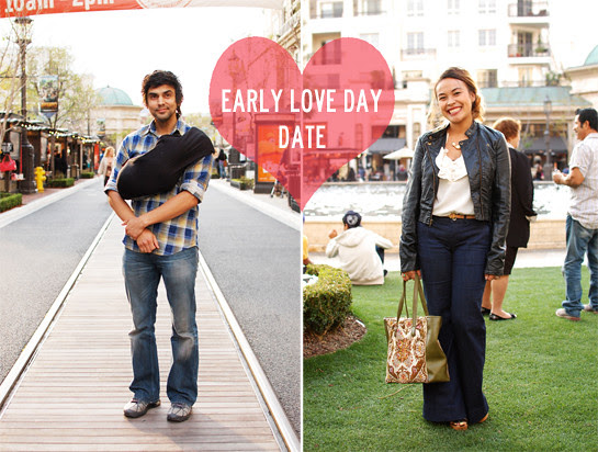 an early love day date